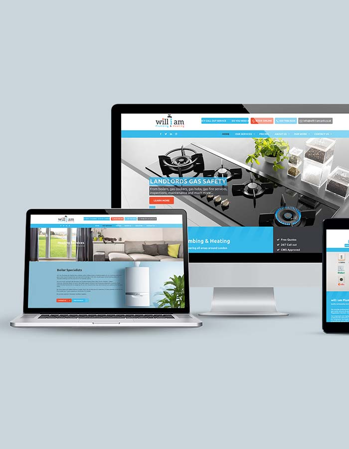 web design wia